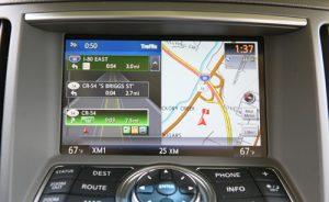 GPS in cars